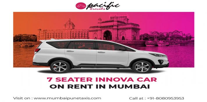 Toyota Innova car on rent in Mumbai
